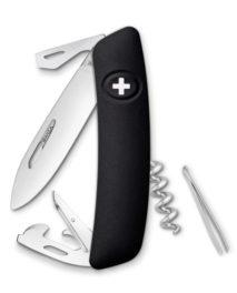 SWIZA knife DO3 black