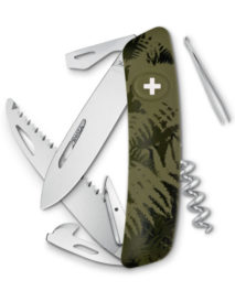 KNI.0050.2050 SWIZA CO5 camo silva knife