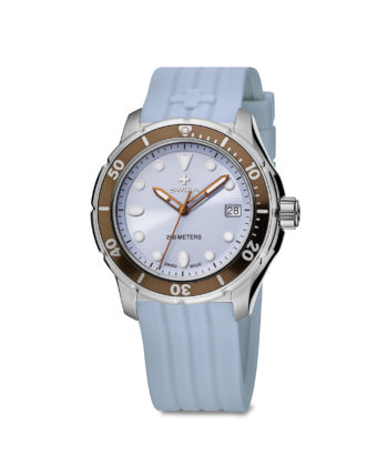 SWIZA watch, lady, blue