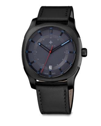 SWIZA watch Nowus grey, black