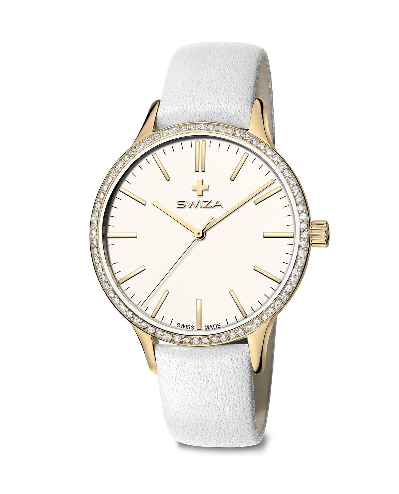 SWIZA Stella Lady watch, white