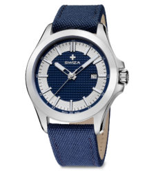 SWIZA Urbanus Swiss watch blue