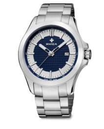 SWIZA watch Urbanus with metal strap
