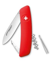 KNI.0010.1000 SWIZA knife DO1 red