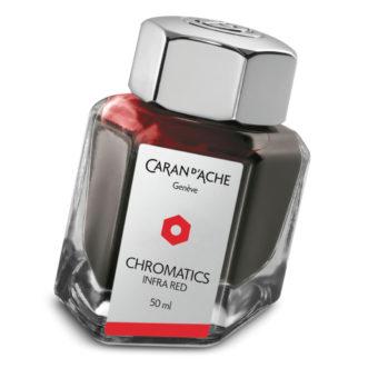Caran D'Ache ink bottle 8011.070 Infrared