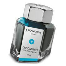 Caran D'Ache ink bottle 8011.191 Hypnotic Turquoise