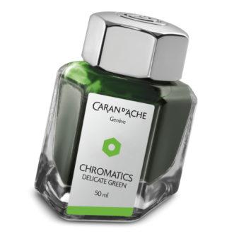 Caran D'Ache ink bottle 8011.221 Delicate Green
