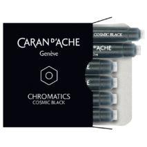 Caran D'Ache Chromatcs nk cartridge cosmic black