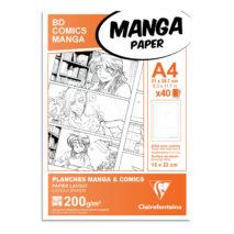 Clairefontaine Manga Paper