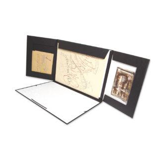 Clairefontaine 48605 black art folder