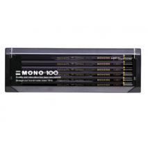 TOMBOW Mono 100 Graphite pencil set